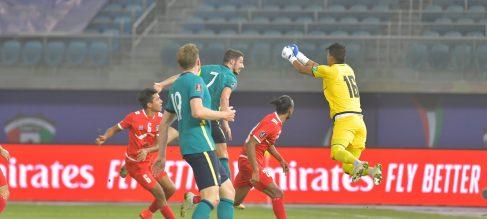 विश्वकप छनोट अन्तर्गतको अन्तिम खेलमा नेपाल अस्ट्रेलियासँग ३-० ले पराजित