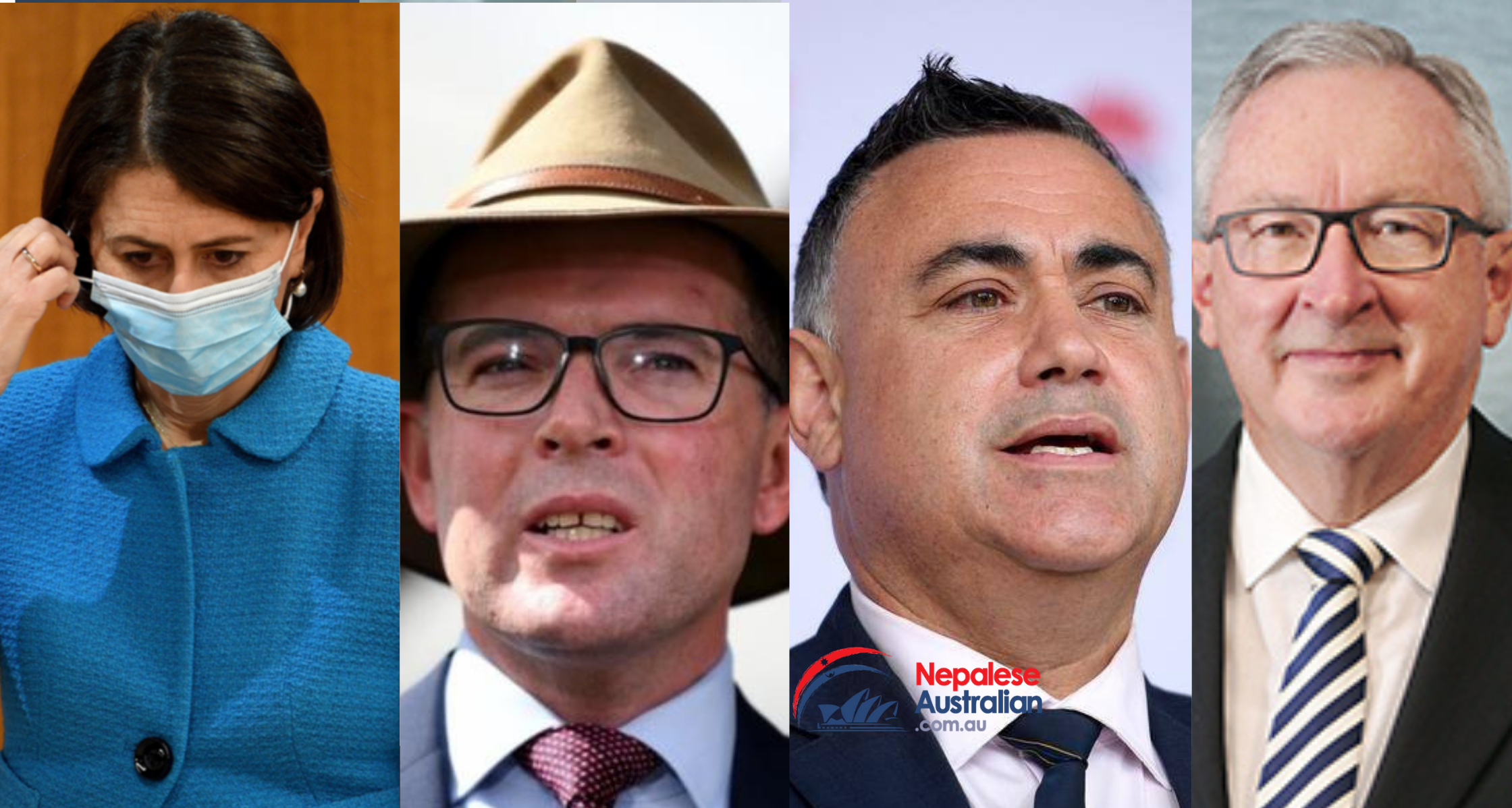 NSW deputy premier John Barilaro amongst those in isolation after MP's positive COVID result