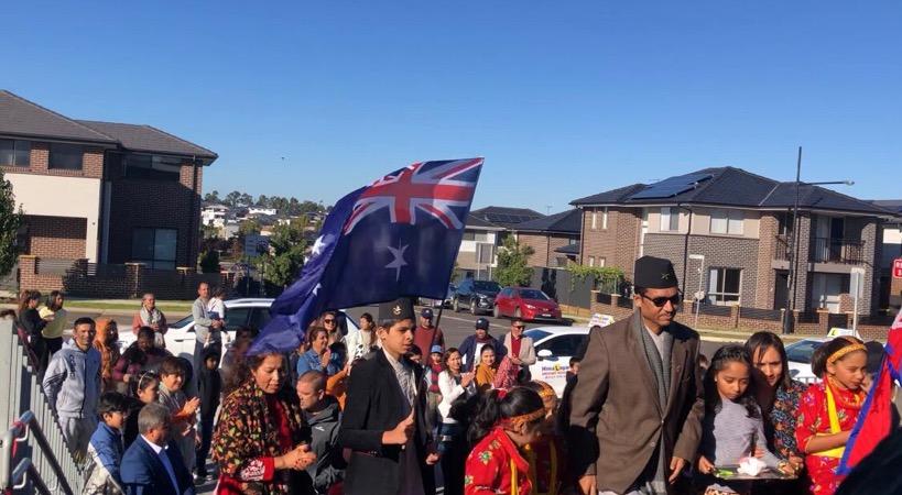 Nepalese Community Launched Nepali Language School at Edmondson Park -South West Sydney