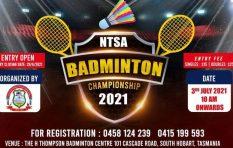 Final Countdown to NTSA Badminton Championship 2021