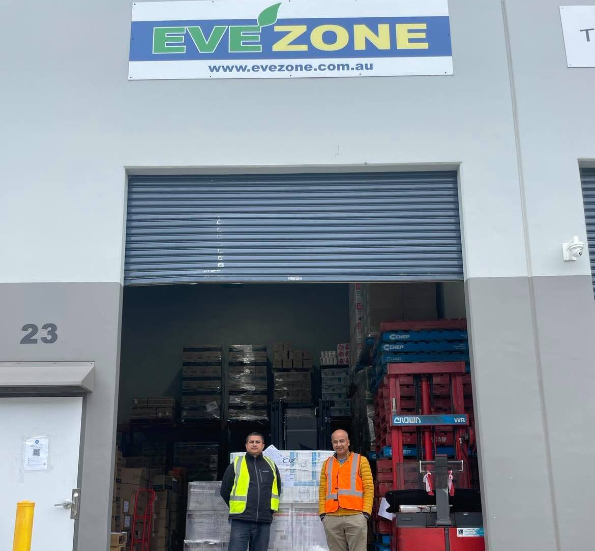 Eve Zone is Health and safety products