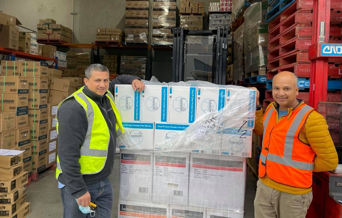 Eve Zone is one of the fastest growing Health and safety products suppliers in Australia.