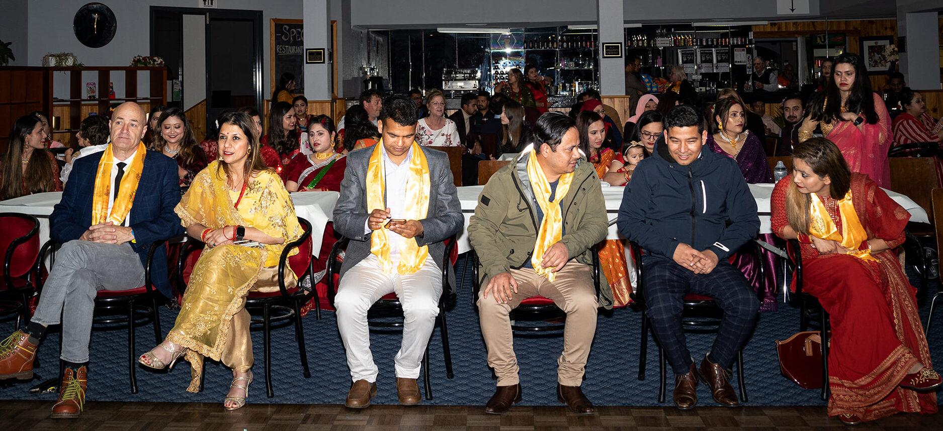 Teej Nepalese Festival celebration in Burnie,Tasmania.