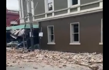 अस्ट्रेलियामा ६ रेक्टर स्केलको भूकम्पको धक्का