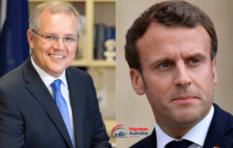 अस्ट्रेलियासँग रिसायो फ्रान्स; फिर्ता बोलायो राजदूत
