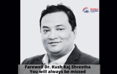 Nepalese Diaspora in Australia Lament the Demise of Dr. Kush