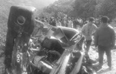 सवारी दुर्घटनामा दुई दिनमै ४४ जनाले ज्यान गुमाए